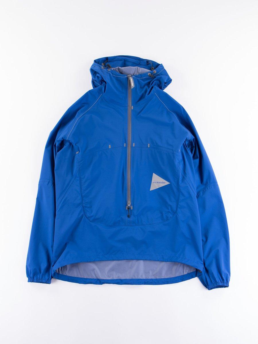 Blue Z–Grav 2.5 Pullover Jacket