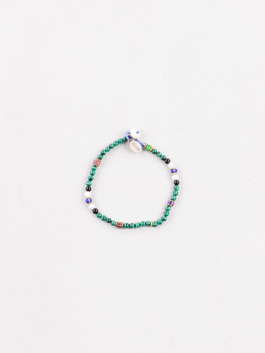 Malachite 4mm Bracelet