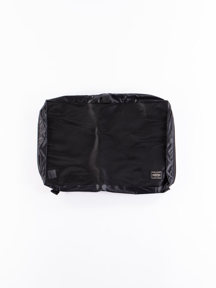 Black Snack Pack 09805 Pouch Medium