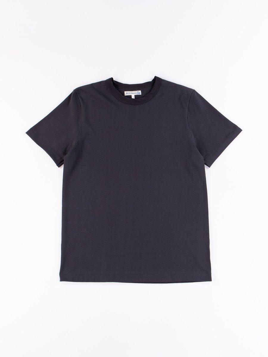 Slate 214 Organic Cotton Rundhals Shirt