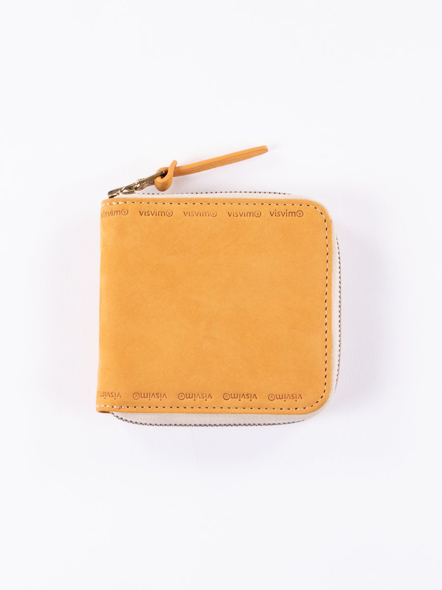 Orange Veggie Bi–Fold Wallet