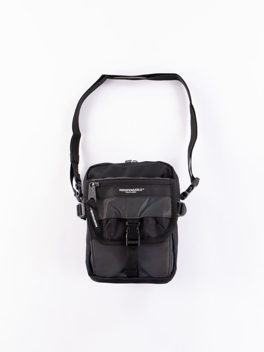 Black Aurora Buddy IDP Quick Shoulder Bag