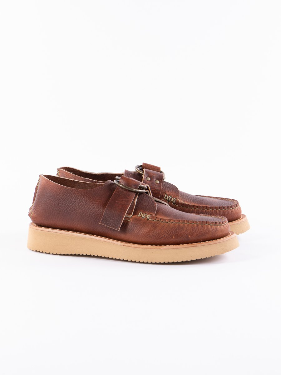CP Brown Centre Ring Moc w/2021 Sole Exclusive