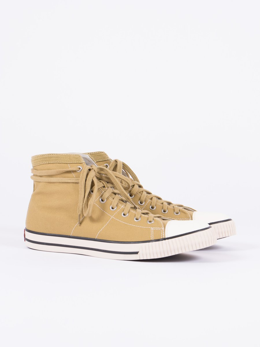 Khaki Canvas Kiefer Hi