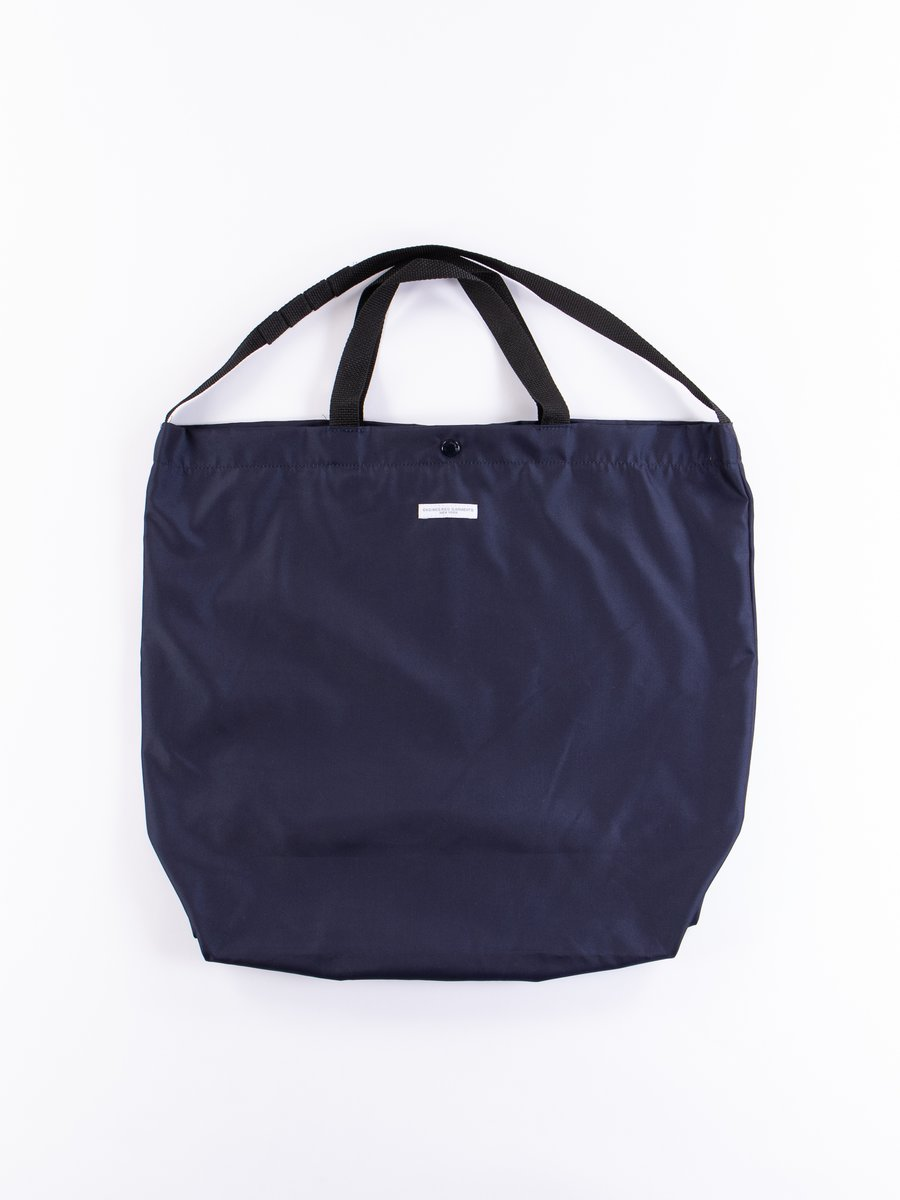 Navy PC Iridescent Twill Carry All Tote