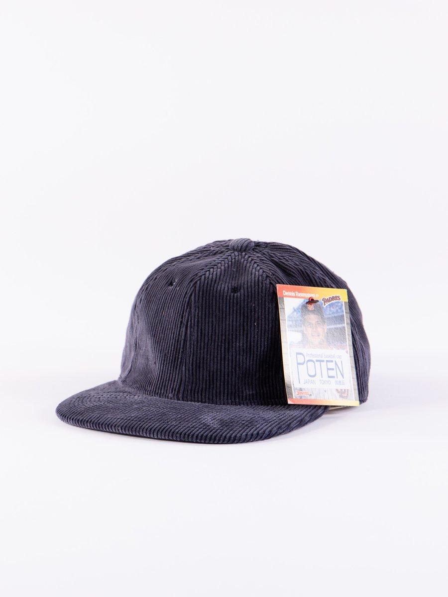Navy Cole Cap