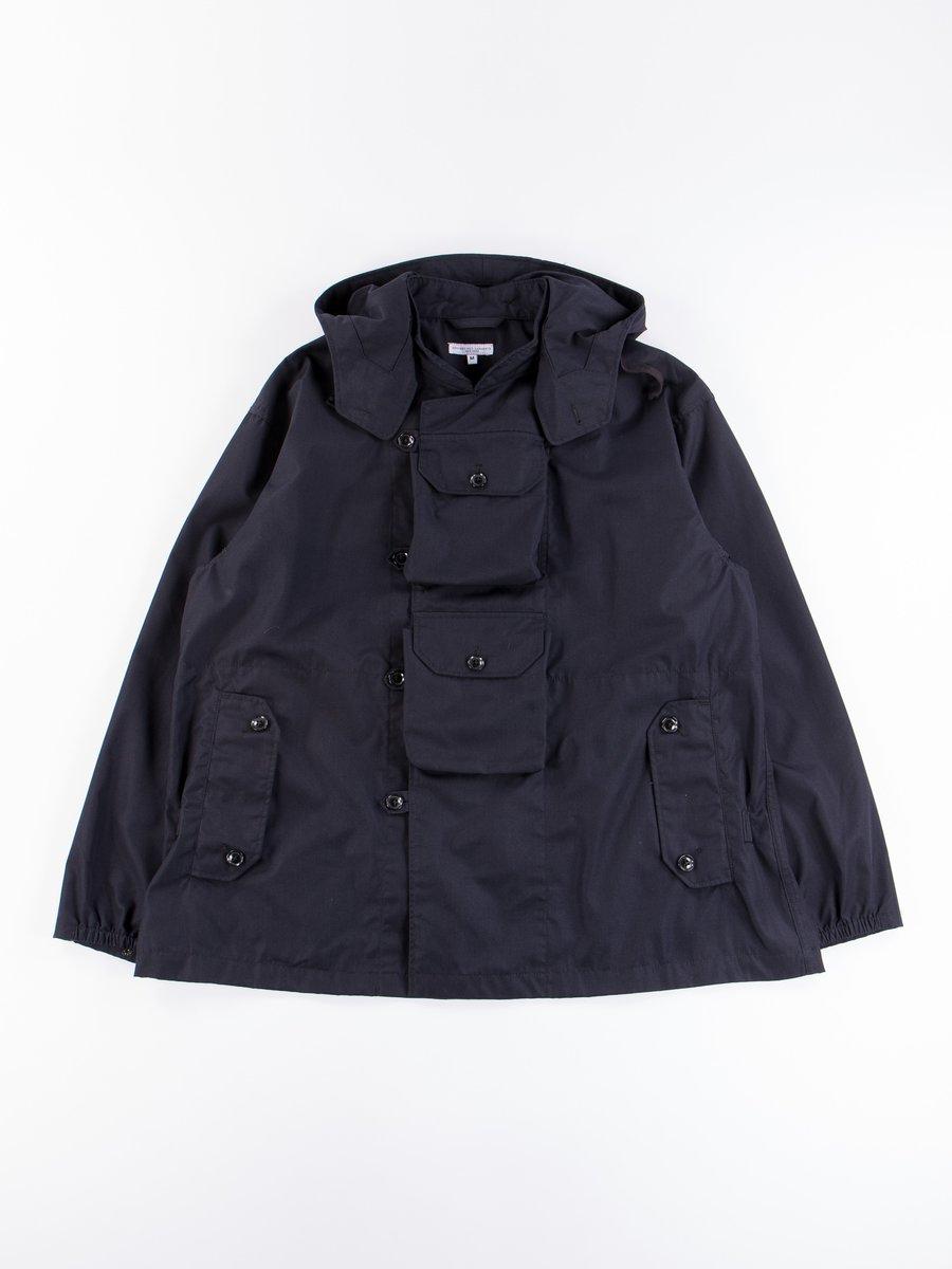 Dark Navy PC Poplin MT Jacket