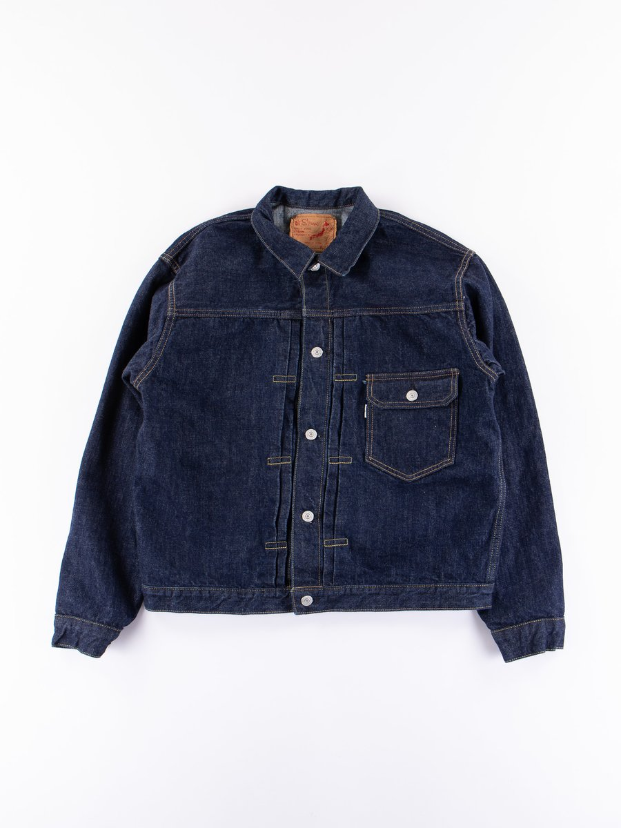 One Wash Type I Denim Jacket