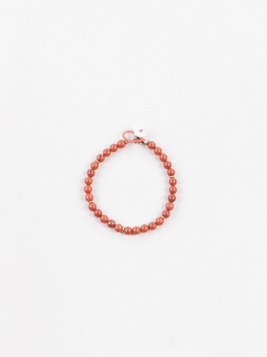 Red Jasper 6mm Bracelet