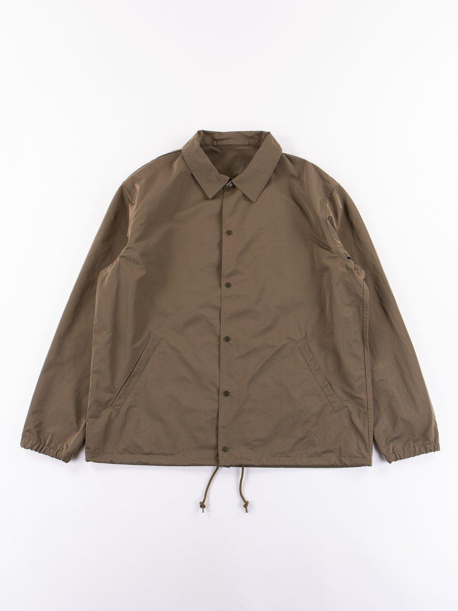 Khaki Coach Jacket