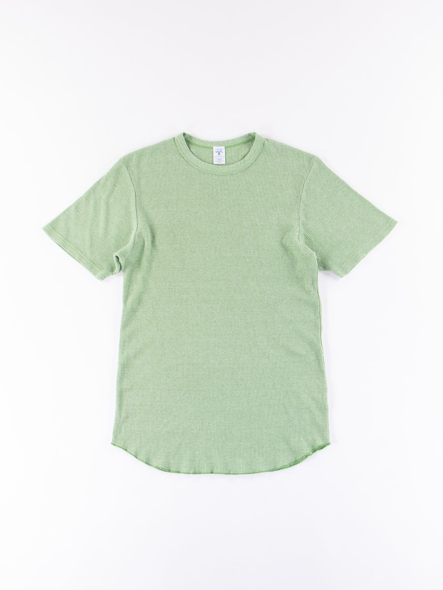 Heather Lime Tri Thermal T–Shirt