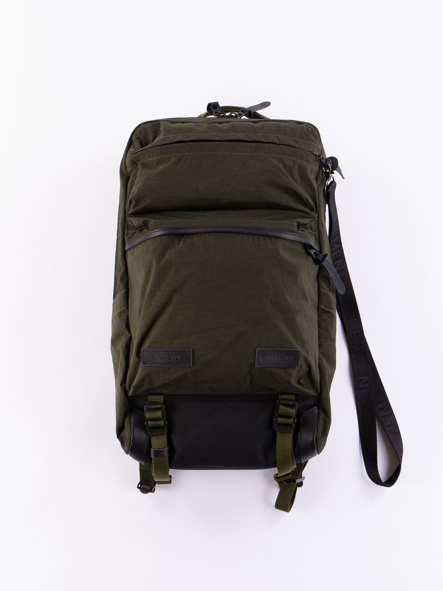 Military Green MSPC Backpack