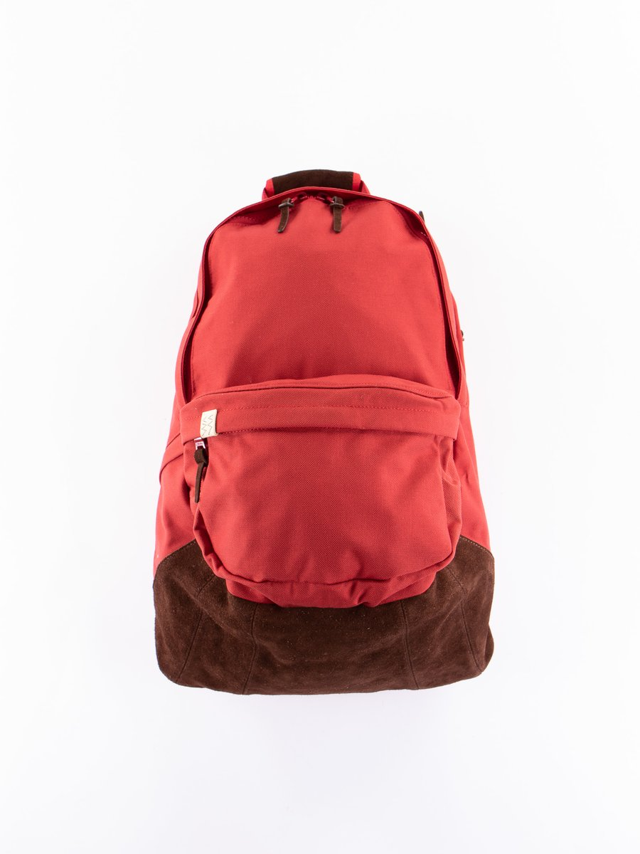 Red 22L Cordura Backpack