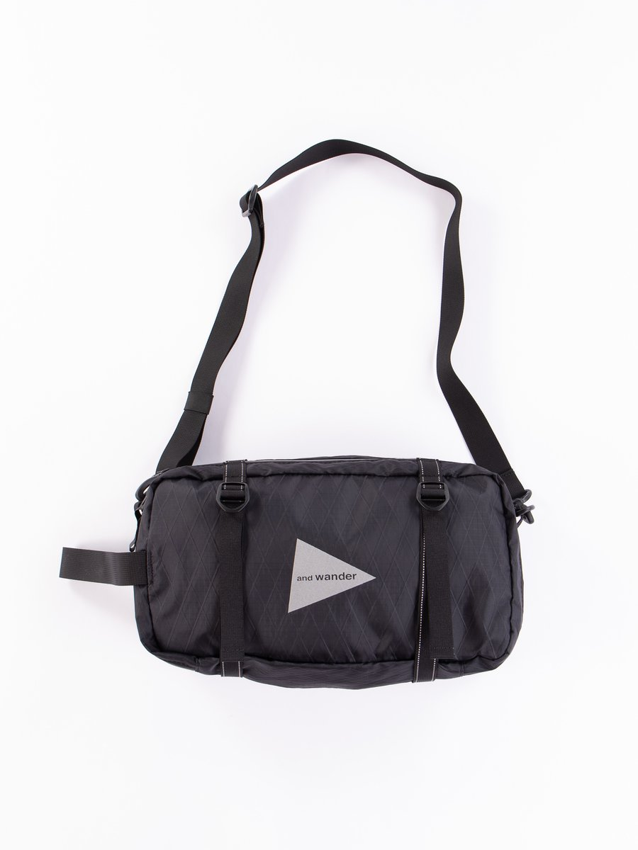 Black X–Pac Tool Bag