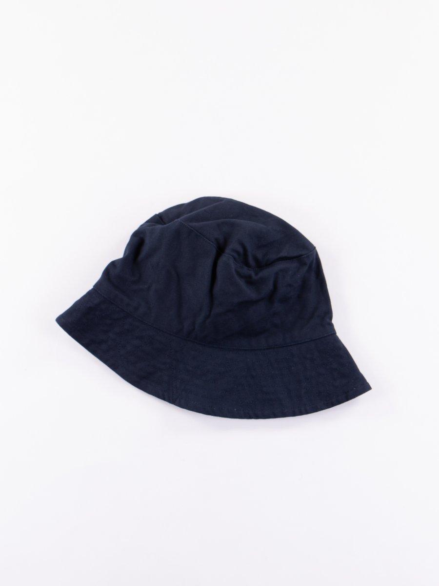 Dark Navy 12oz Duck Canvas Bucket Hat