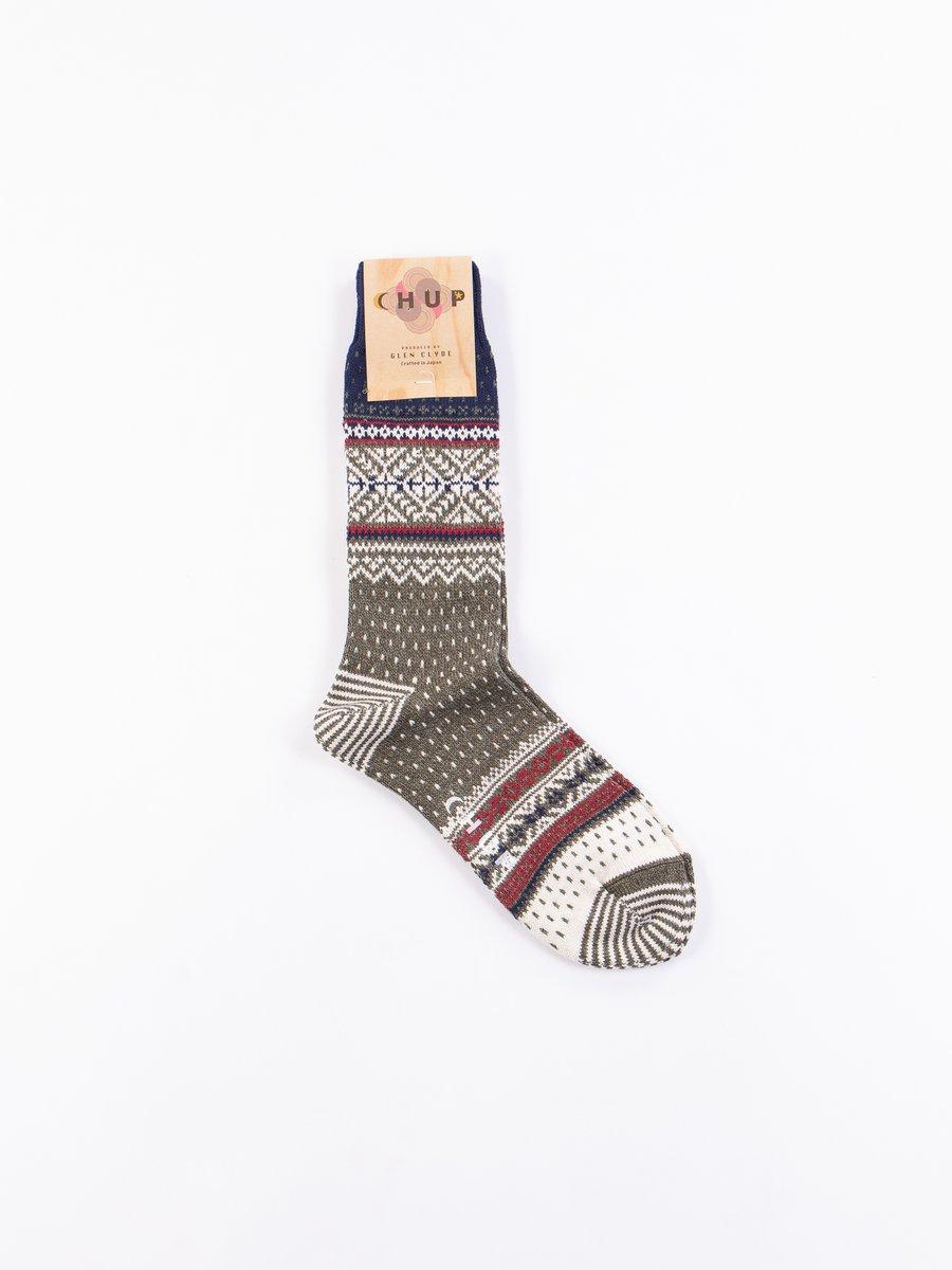 Sage Genser Socks