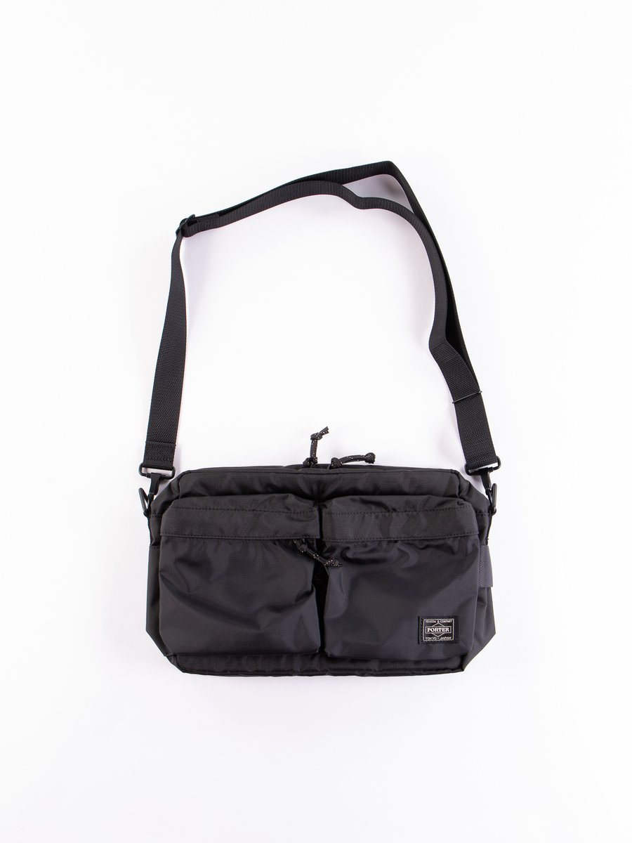 Black Force Small Shoulder Bag