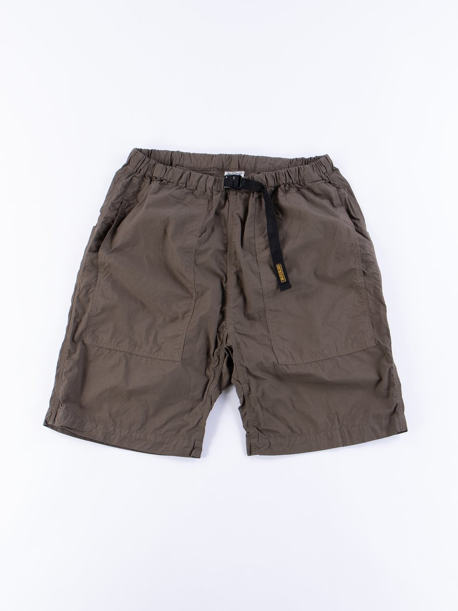 Greige Typewriter Cloth Climbing Short