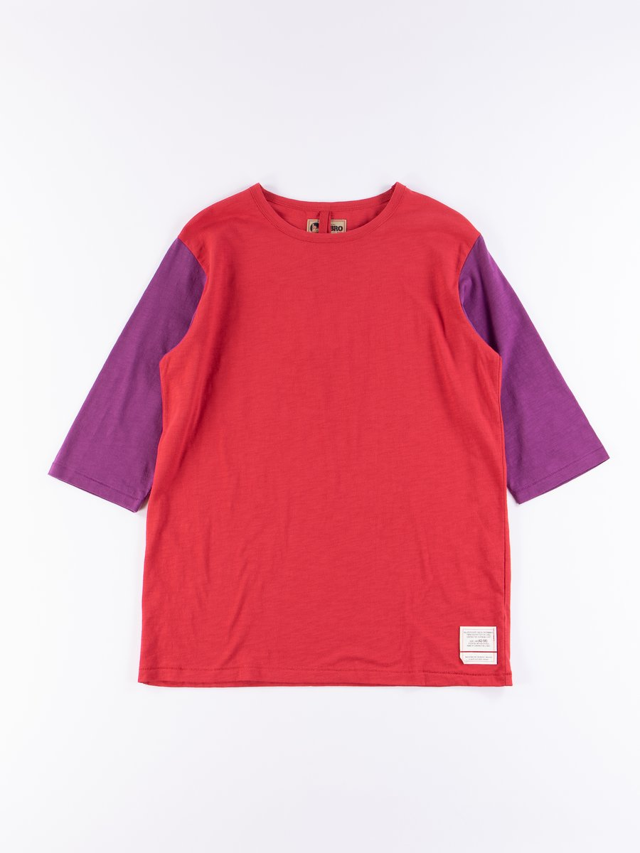 Lybro Red Mix 1/2 Sleeve Tee