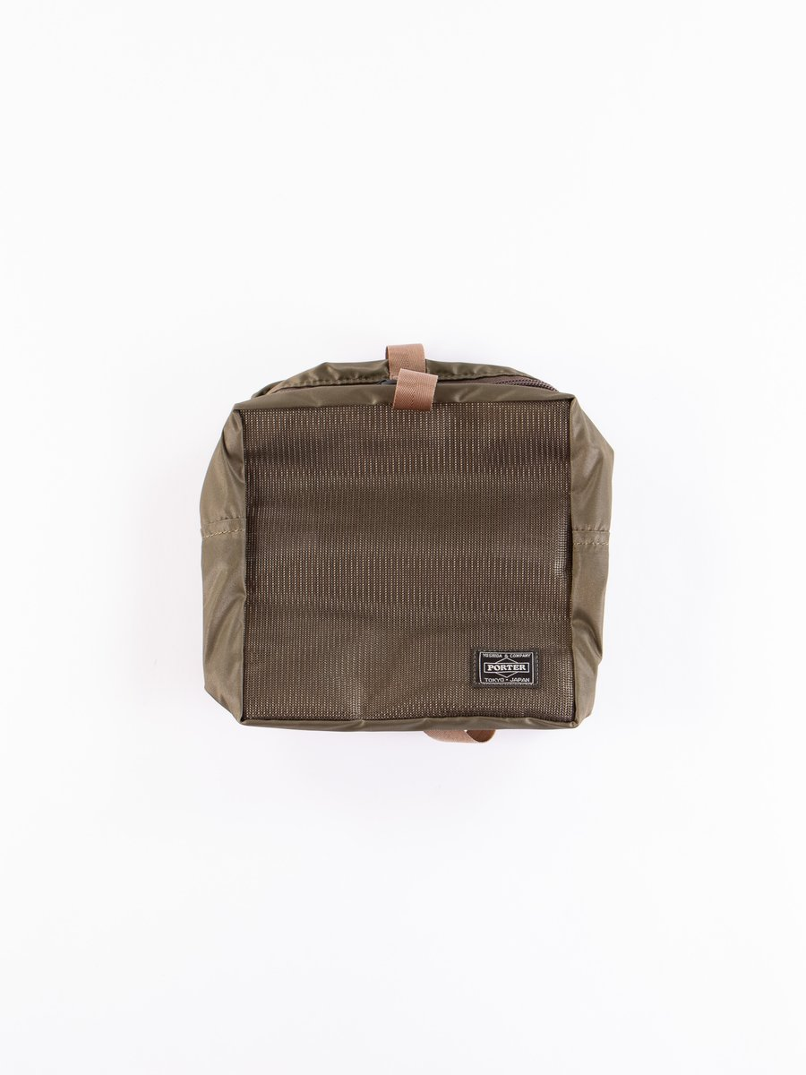 Olive Drab Snack Pack 09807 Pouch Small