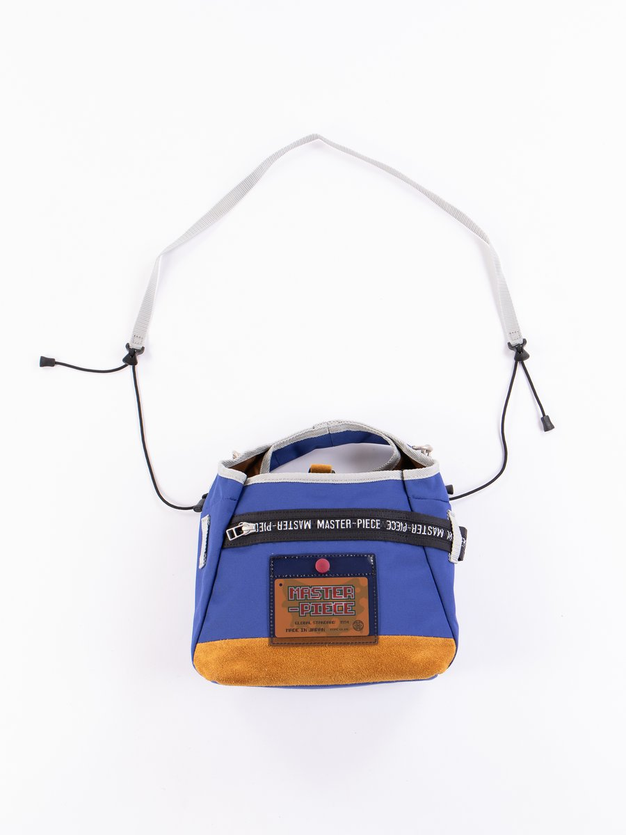 Blue 02163 Omocha Tote Bag