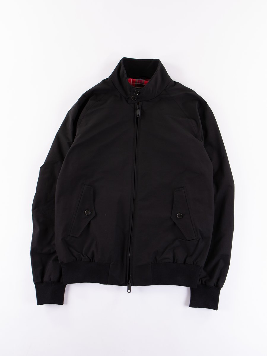 Black G9 Archive Fit Daiki Harrington Jacket