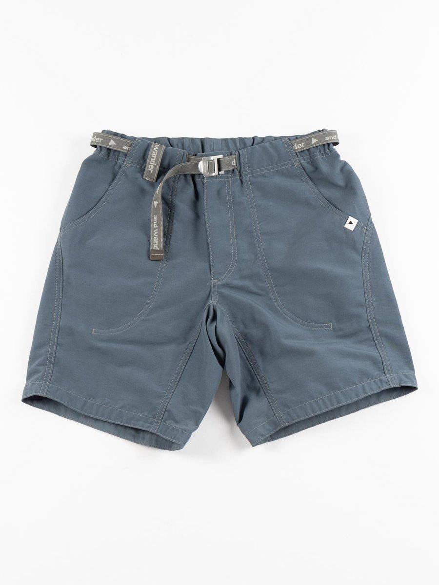 60/40 CLOTH SHORTS L.BLUE