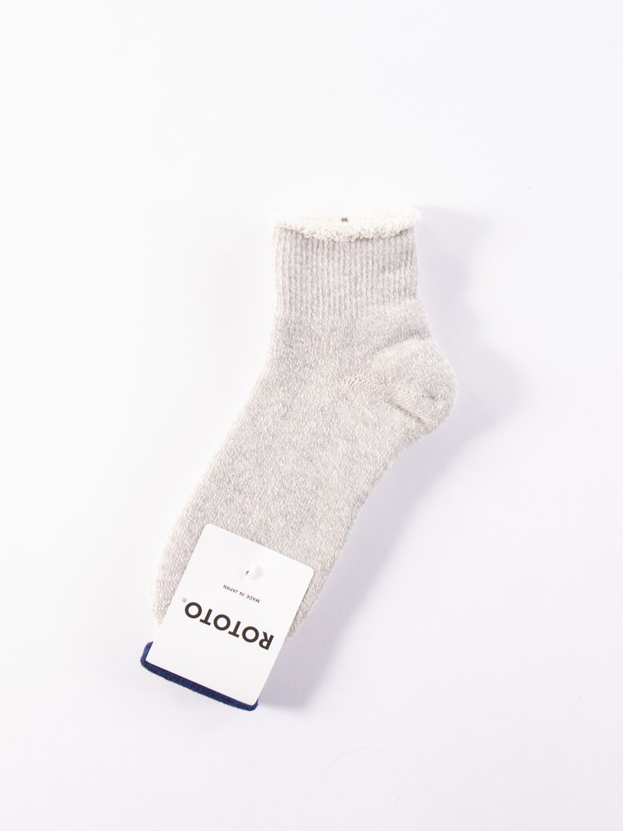 Grey Double Face Mountaineering Sock