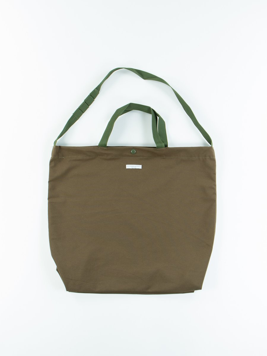 Olive Tech Ripstop Carry All Tote