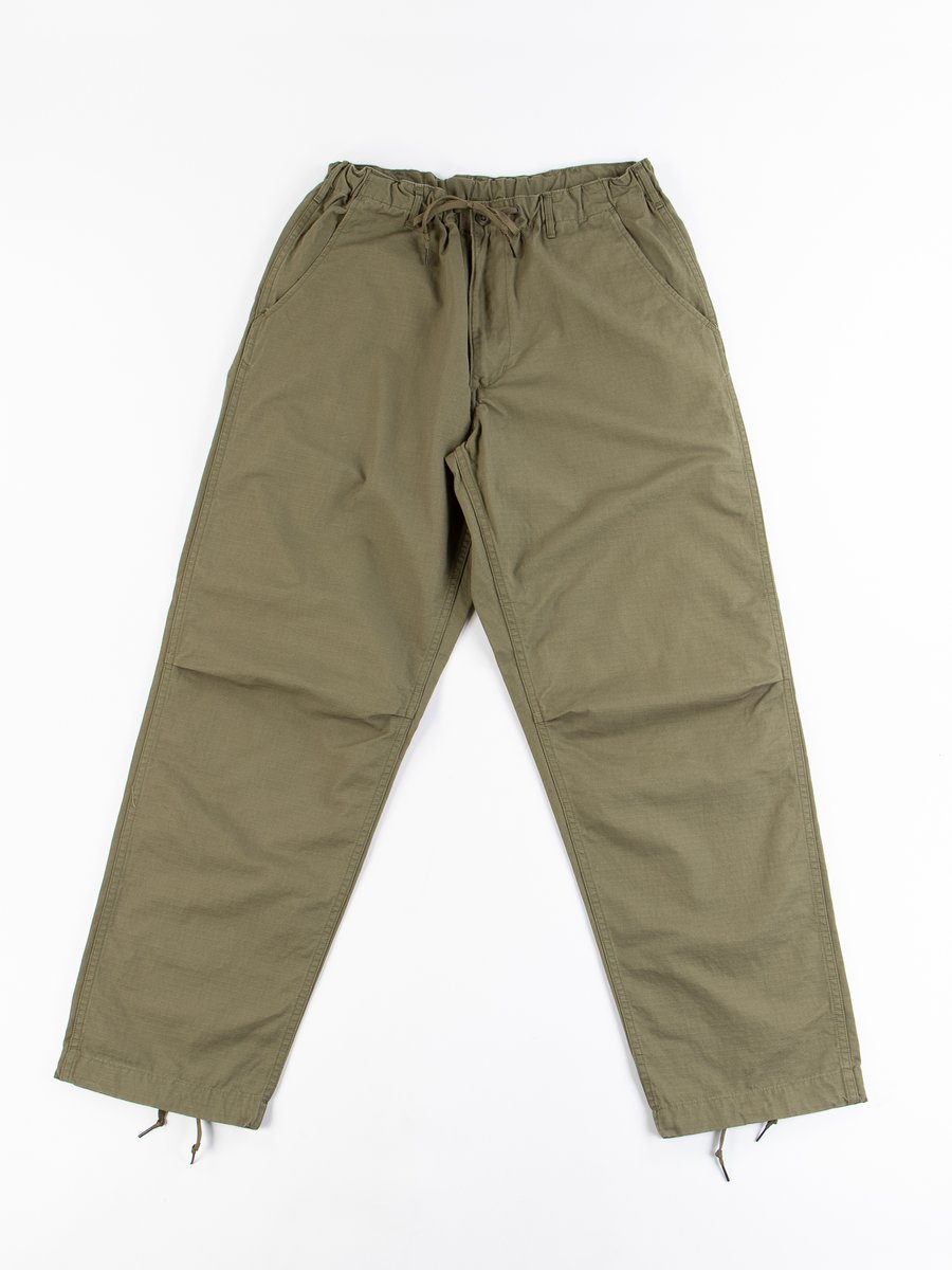 Army Green Ripstop TBB Service Pant