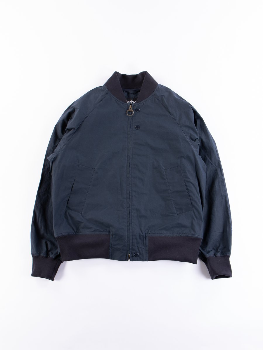 Navy Irving Jacket