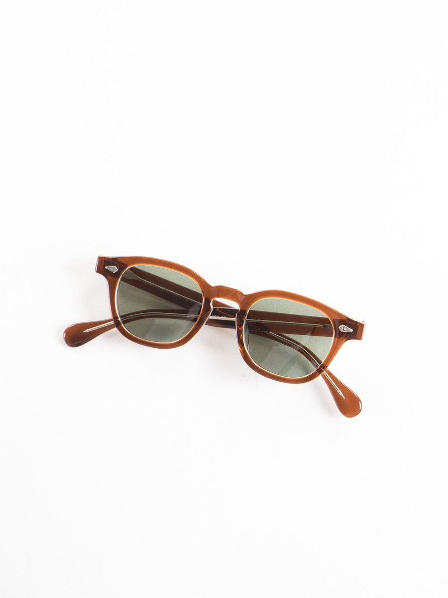 Brown Crystal/G–15 AR Sunglasses
