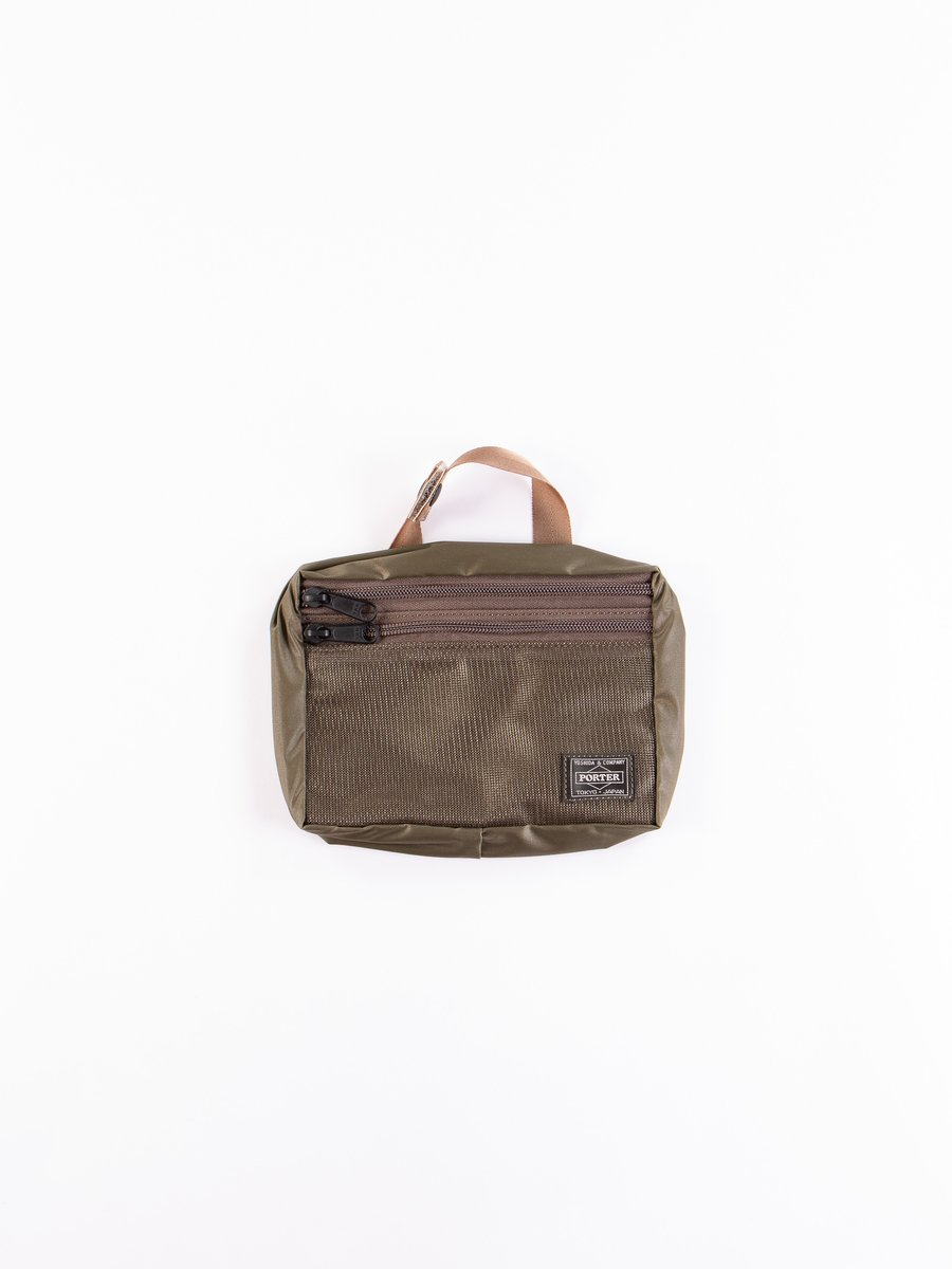 Olive Drab Snack Pack 09813 Pouch Small