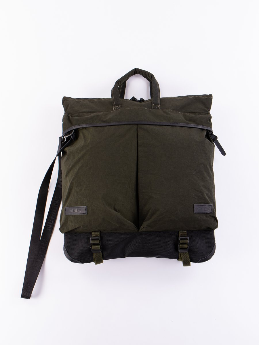 Military Green MSPC Helmet Bag
