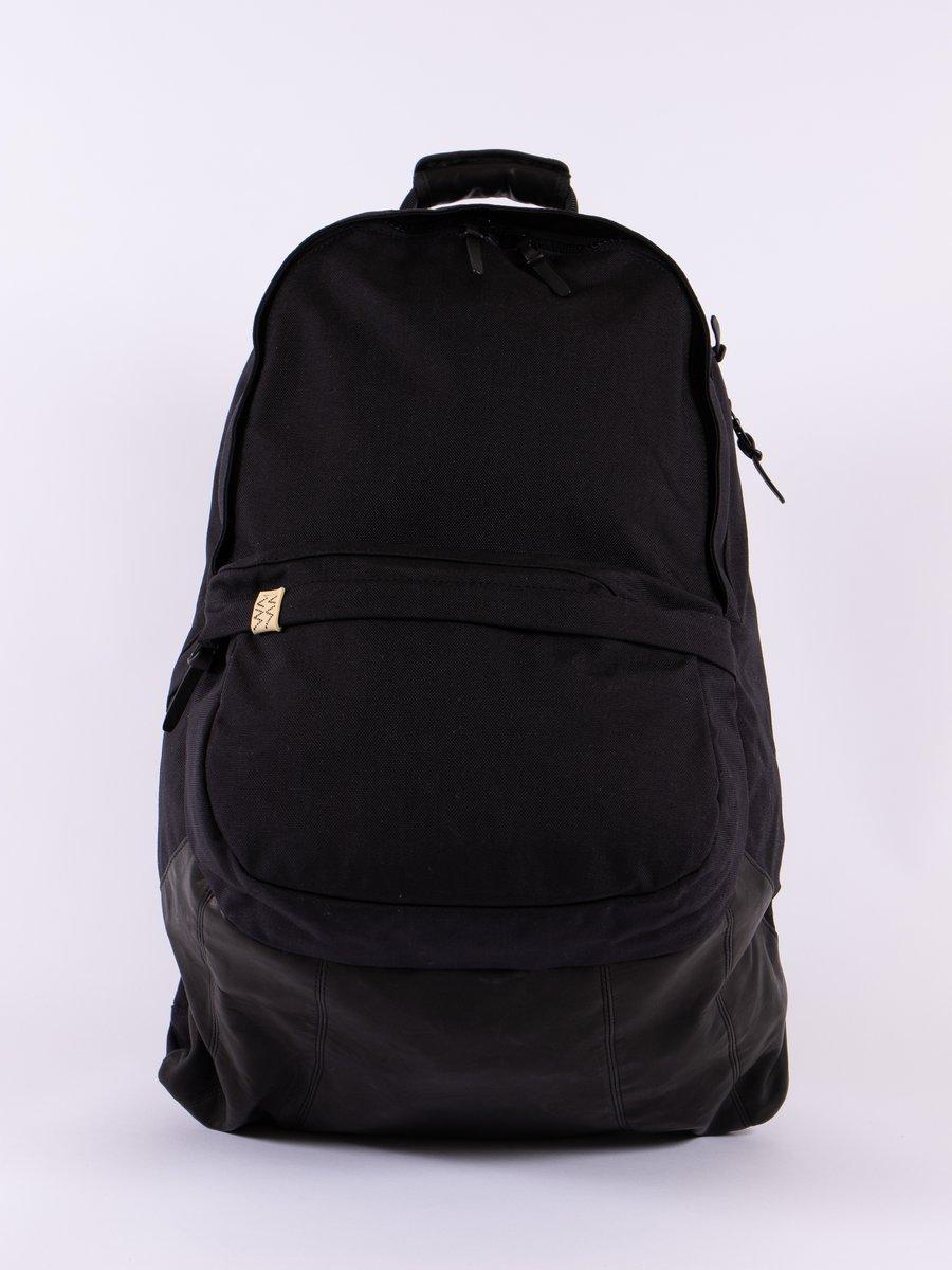Black Fra Veg Lamb 22XL Cordura Backpack