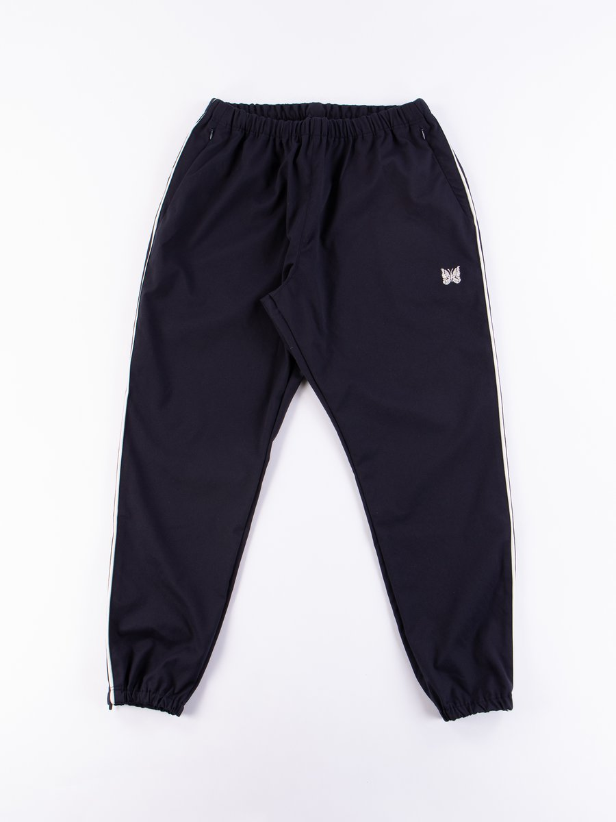 Navy Side Line Seam Pocket Easy Pant