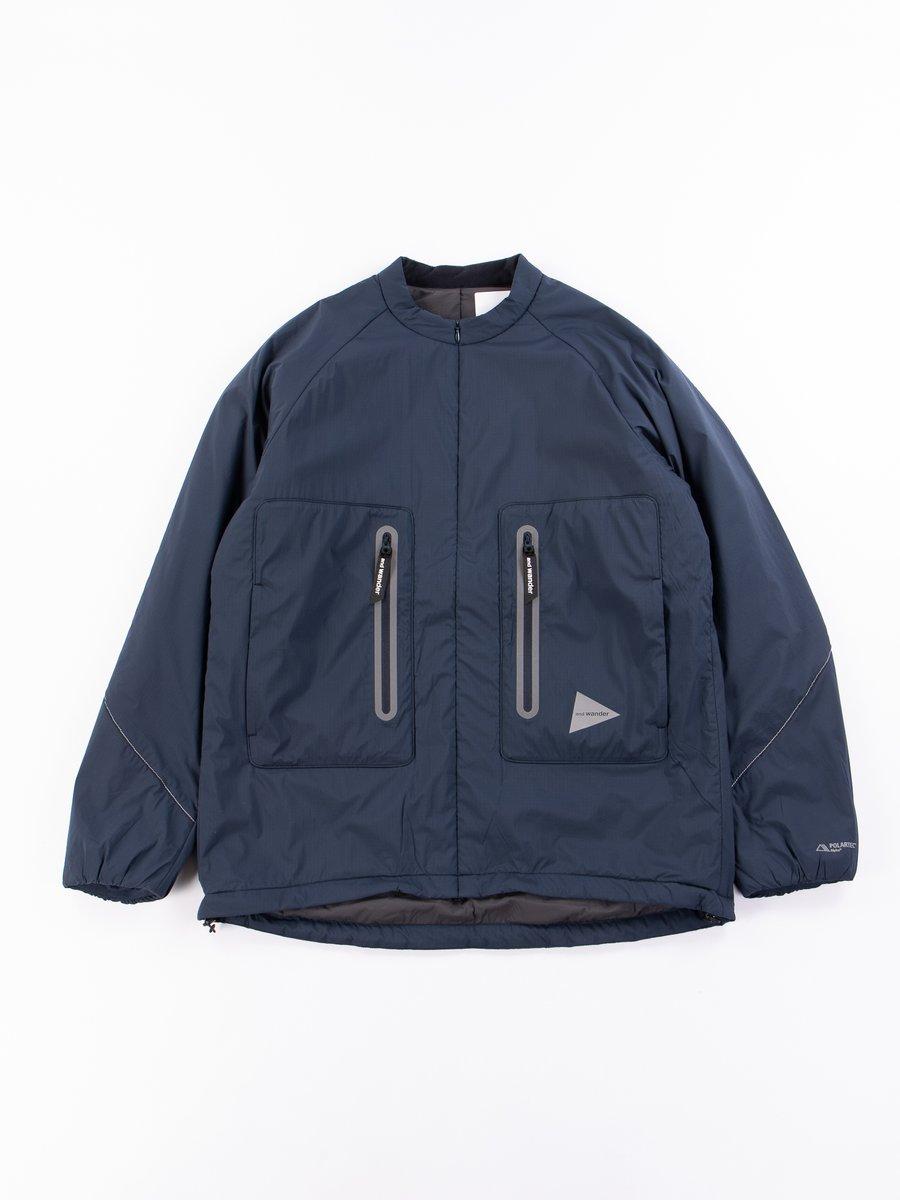 Navy Polartec Alpha Jacket