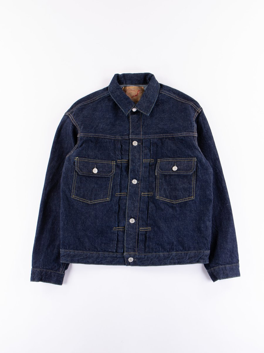 One Wash Type II Denim Jacket