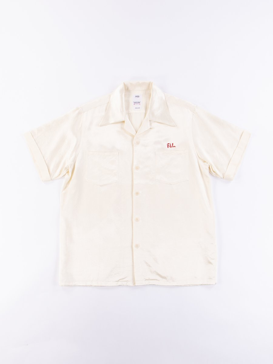 Ivory S/S Irving Shirt