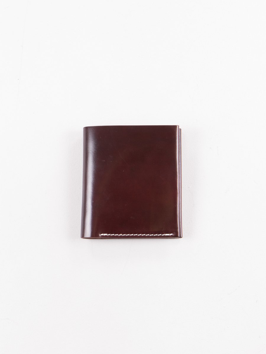Color 8 Horween Cordovan 2–2 Wallet