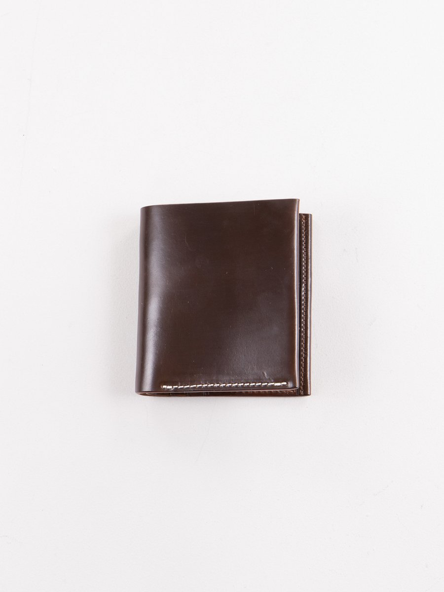 Color 8 Horween Cordovan 3–3 Wallet