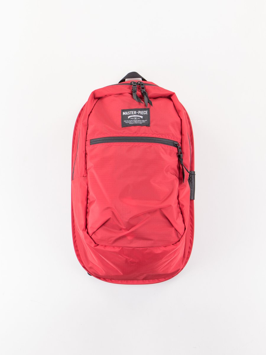 Red Pop N Pack Backpack