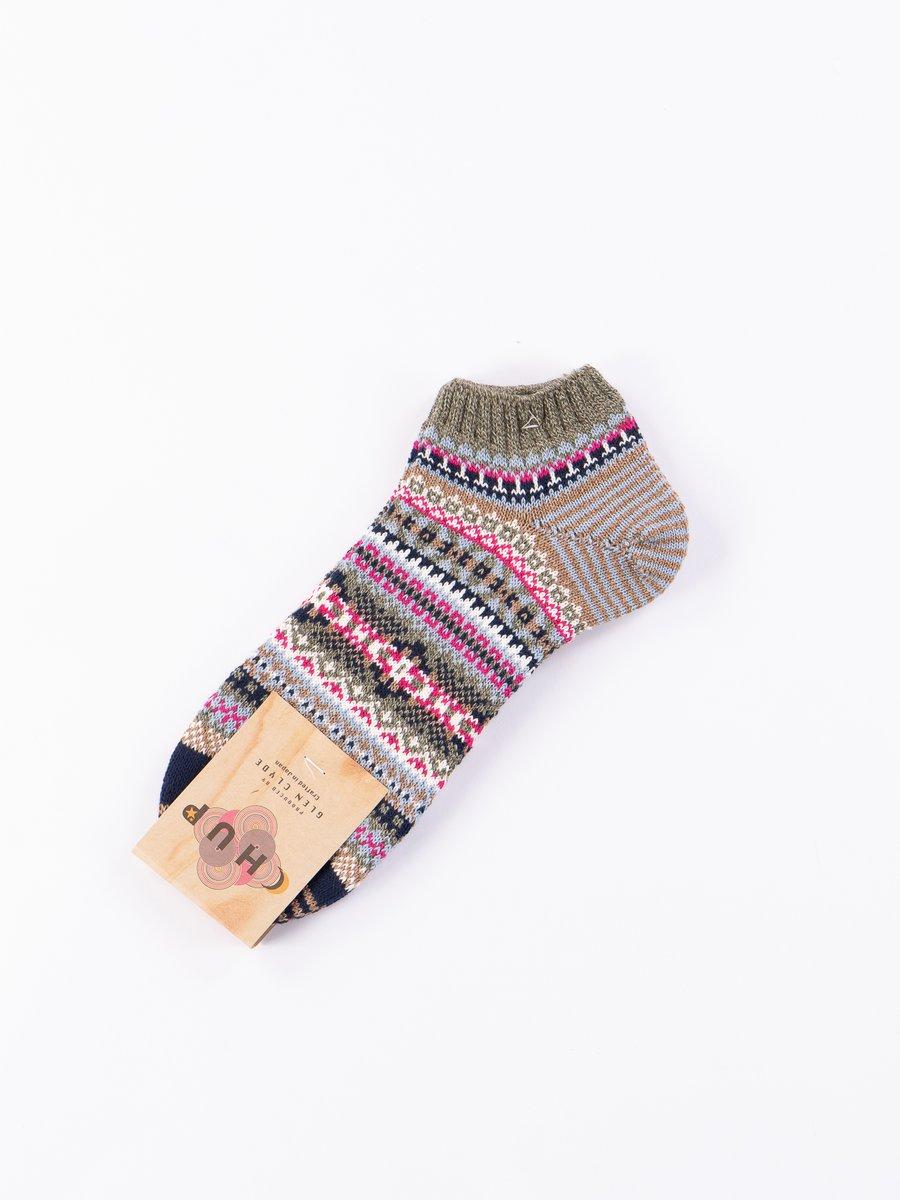 Sage Pask Ankle Socks