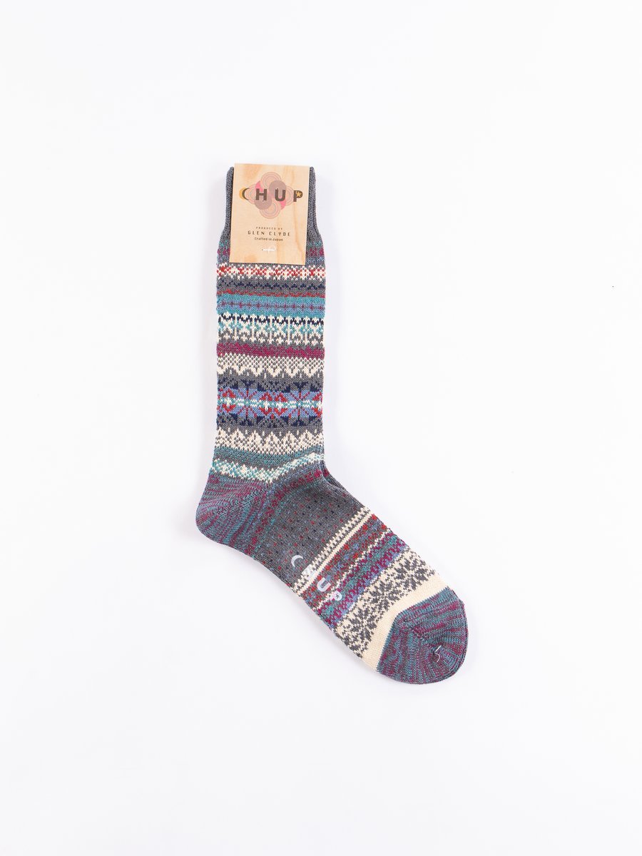 Smoke Fiddle Socks
