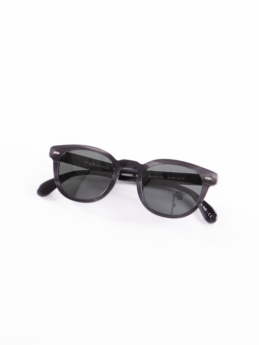 Charcoal Tortoise/Midnight Express Polar Sheldrake Sunglasses