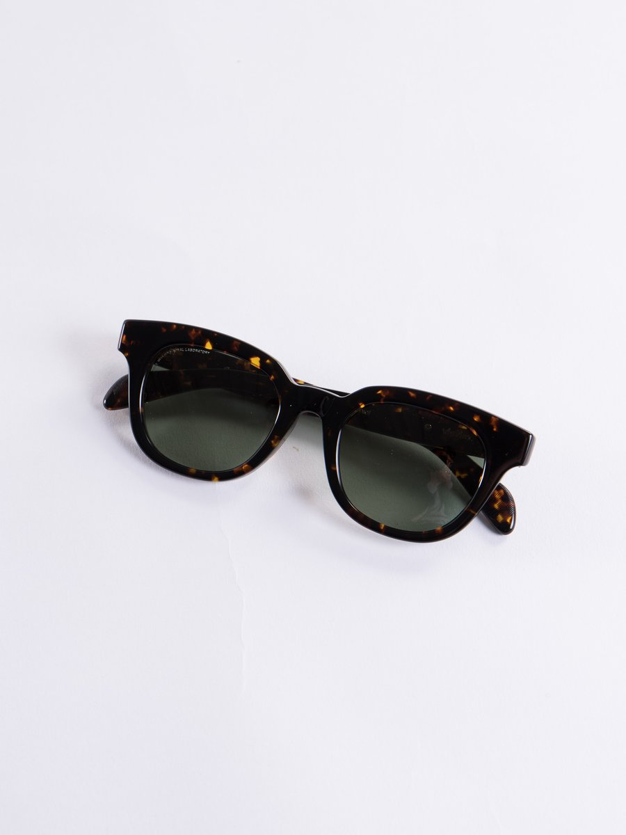 Dark Brown Chief Viator Sunglasses