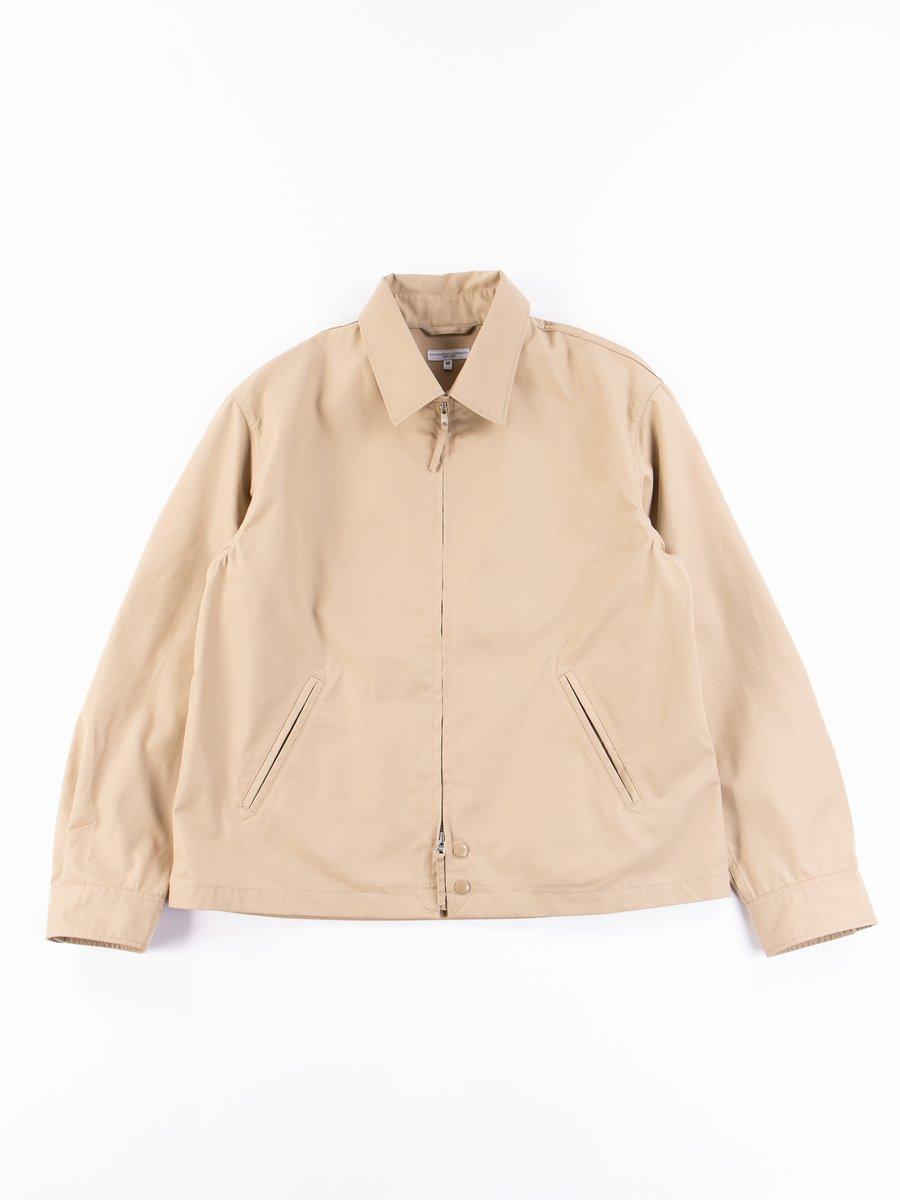 Khaki PC Poplin Claigton Jacket