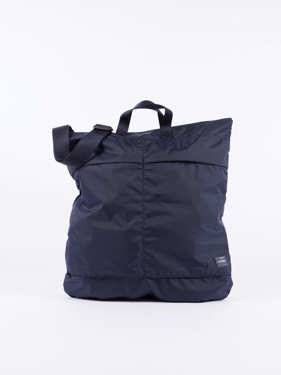 Navy Flex 2Way Helmet Bag