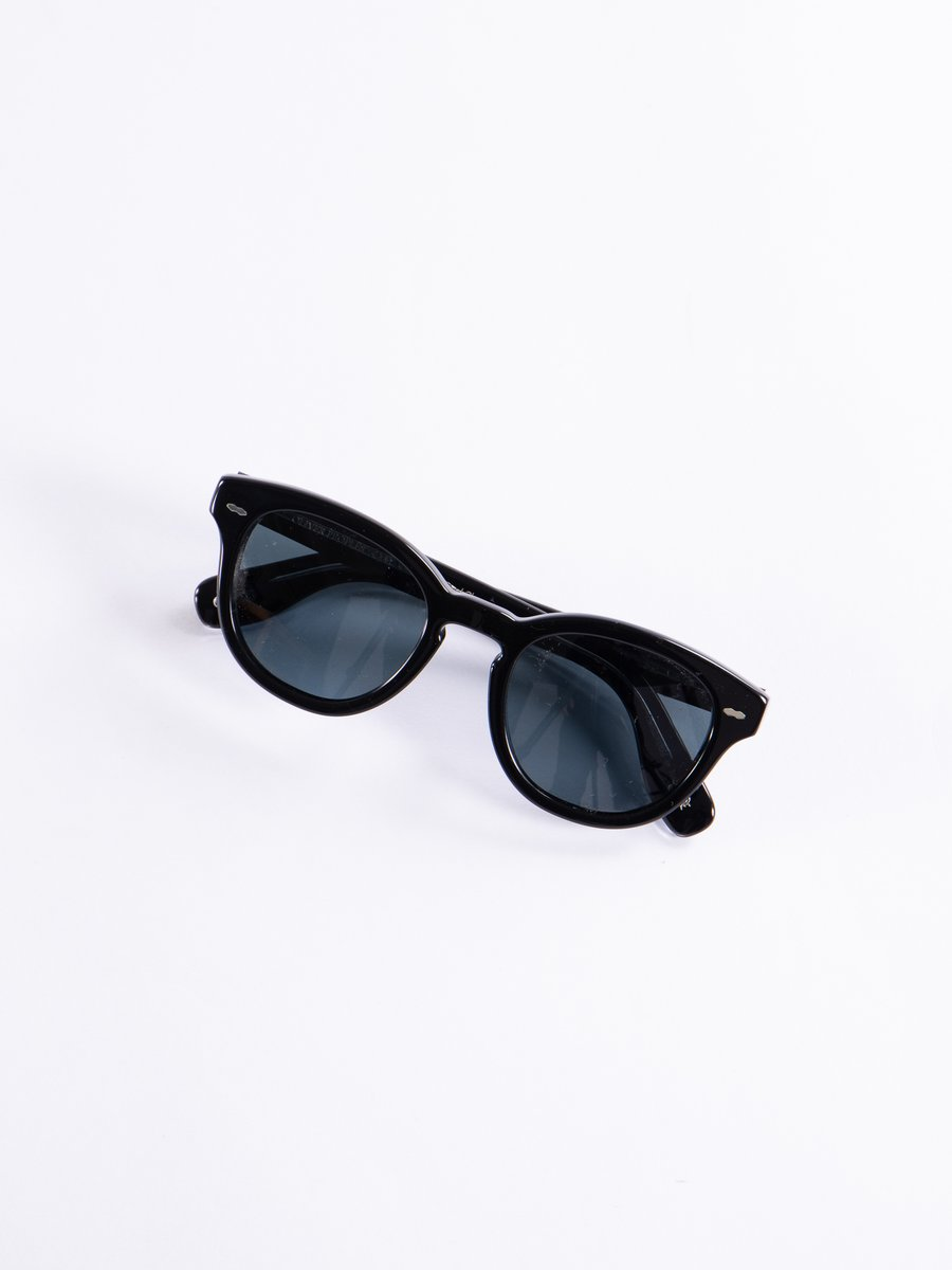 Black/Blue Polar Cary Grant Sunglasses
