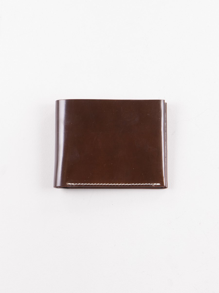 Color 8 Horween Cordovan 4–4 Wallet